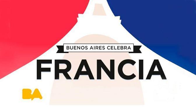 Resultado de imagen para buenos aires celebra francia
