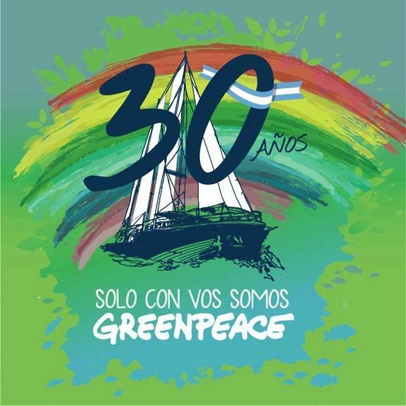 Rainbow Warrior I Ii Y Iii Greenpeace: Greenpeace Argentina Te Invita Al Rainbow Warrior