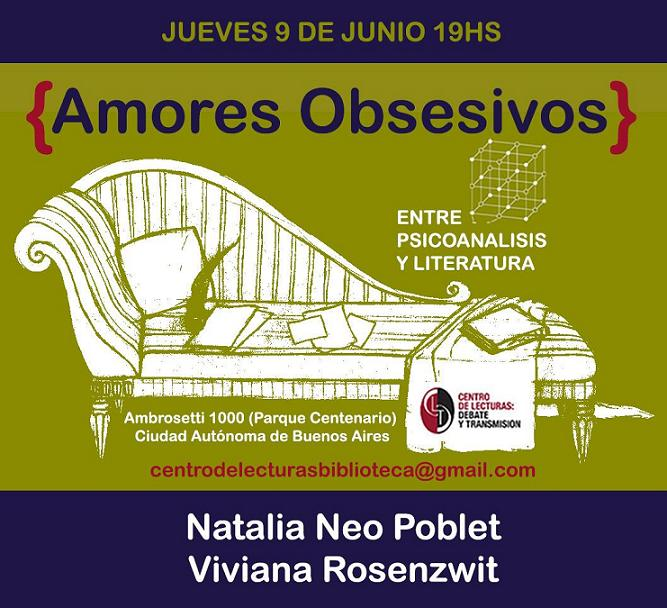FLAYER amores obse2