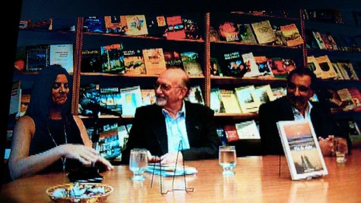 Se presentó la novela Fin de siglo - Sobre Libros y Cultura