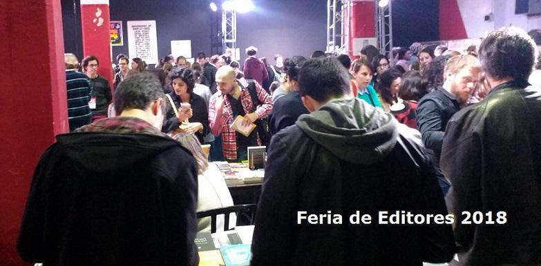 Exitosa Feria de editores 2018 - Sobre Libros y Cultura
